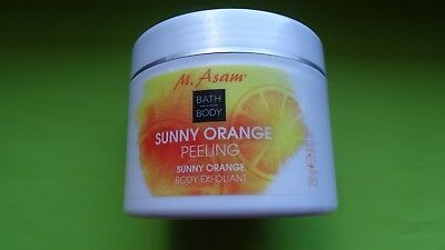 ** M.Asam* Sunny Orange Peeling* 250ml* Neu**