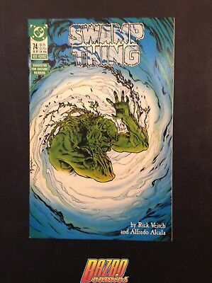 Swamp Thing #74 Vol 2 DC Comics
