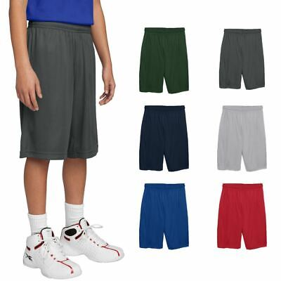Youth Competitor Short Classic Gym Physical Education Running Shorts YST355