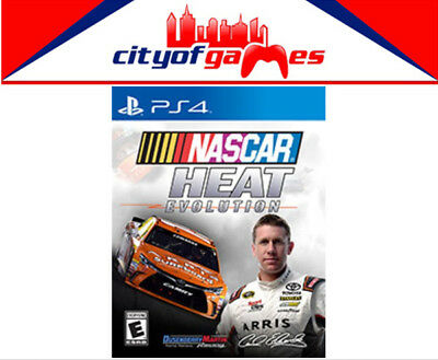 NASCAR Heat Evolution PS4 Game New & Sealed In Stock