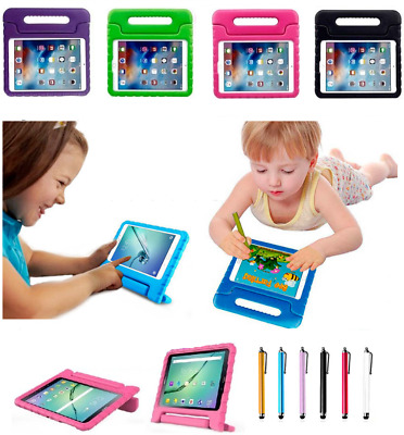 Tough Kids Children EVA Shockproof Foam stand Case Cover For Apple Ipad 2017 9.7