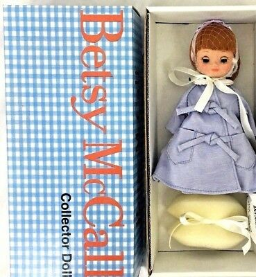 """Shopping With Mommy""  8"" TINY BETSY McCALL Dressed Doll Nrfb w/Ship! Last One!"