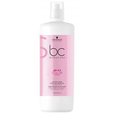 Schwarzkopf Bonacure pH 4.5 Color Freeze Micellar Sulfate-Free Shampoo 1000ml