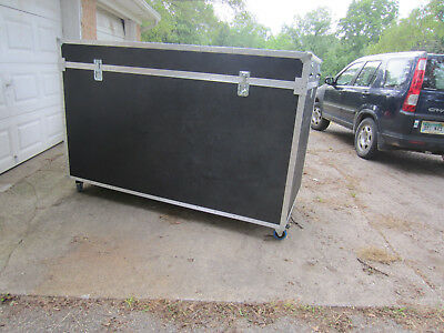 Trunk, Exhibition, Musician, Electronic Equipment, Shipping, Storage,  Used