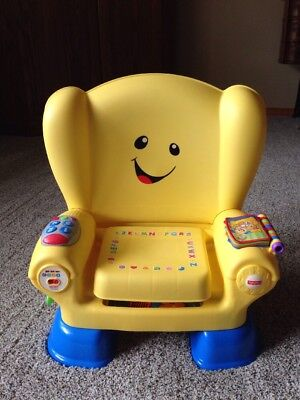 Fantastic Fisher Price Laugh And Learn Smart Stages Chair Kids Theyellowbook Wood Chair Design Ideas Theyellowbookinfo