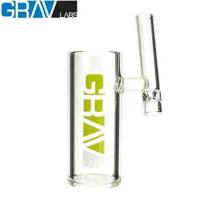 """GRAV Labs Shot Glass Tobacco Pipe w / Taster Combo 3"""" - Assorted Colors"""
