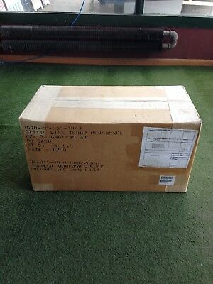 One Master Case of 80ea. YELLOW NYLON WEB STATIC LINES ***FREE SHIPPING***