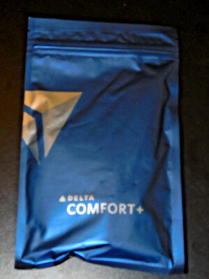 DELTA COMFORT+ 4 PIECE TRAVEL AMENITY PACK / KIT (New in Package)