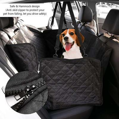 Waterproof Car Pet Dog Seat Cover Hammock SUV Back Rear Protector Mat Non-slip