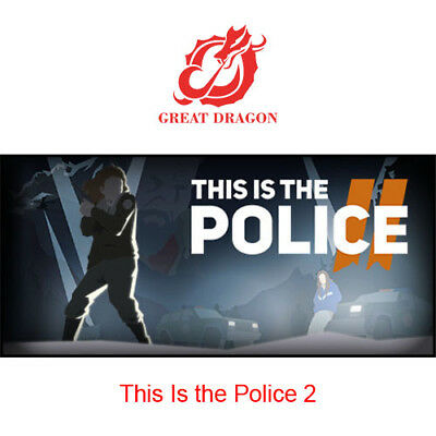 [Contact Before Purchase] This Is the Police 2 [PC Global]