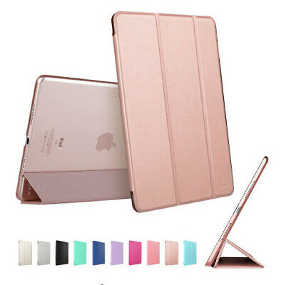 2018 Luxury Magnetic Smart Flip Stand Leather Cover Case for iPad 6th Gen 9.7""