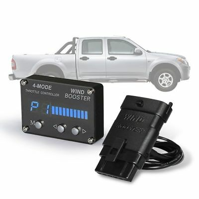 Clearance! Windbooster iDRIVE Throttle Controller - To suit Audi/ Other