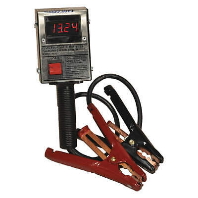 ASSOCIATED EQUIP Battery Tester,Digital,6 to 12V,125A, 6030