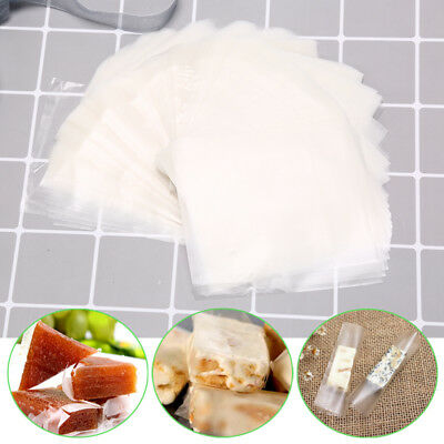 500 sheets edible glutinous rice paper xmas wedding candy food sweets wrapping~
