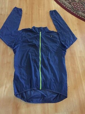 4850-1 Champion System Mens Cycling Wind Guard Jacket Size Extra Large XL