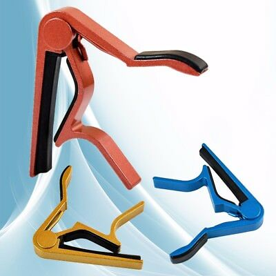 Classic Ukulele Quick Change Clamp Key Capo Acoustic Tools Accessories A