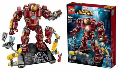 Lego Hulkbuster Ultron Edition Sealed Very