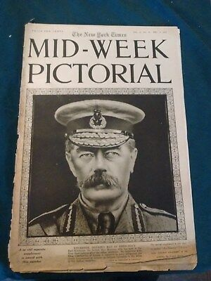 The New York Times Mid-Week Pictorial Vol.II no.13 December 2 1915