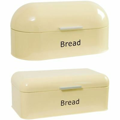 Tireless Bread Bin Stainless Steel Kitchen Storage Black Rose Gold Lid Roll Top Cookware, Dining & Bar Food & Kitchen Storage