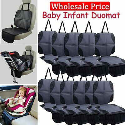Lot Infant Baby Easy Clean Non Skid Watherproof Car Seat Protector Mat Duomat MY
