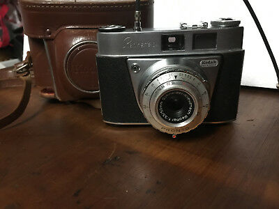 Vintage Retinette 1A 35mm Camera, Kodak Made in Germany