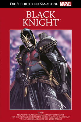 Marvel Die Superhelden-Sammlung Band 42 Black Knight 15.8.2018*