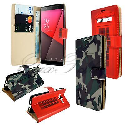 FOR VODAFONE SMART N9 Lite New Leather Wallet Phone Case +