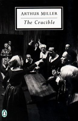 The Crucible: A Play in Four Acts (Penguin Twentieth-Century Classics), Bigsby,