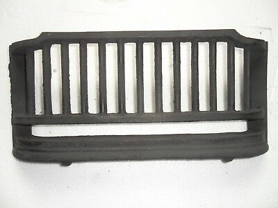 Original antique Cast Iron Fire Bars/fret