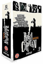 Roger Corman Boxset [DVD] New UNSEALED MINOR BOX WEAR