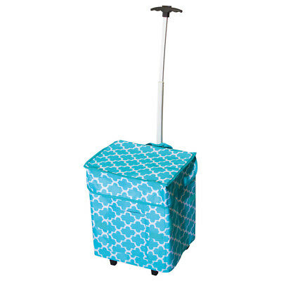 Trendy Smart Cart - Rolling Carry Case - Collapsible Handle
