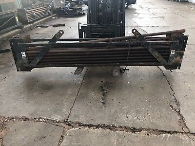 Used Rod Basket With 27 Drill Pipes (Jt1720)
