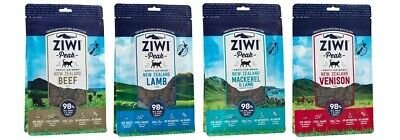 Ziwi Peak Air-Dried For Cats 400g single protein allergies real meat