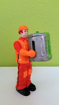 Terror Trash Ghost/ Can Man | Haunted Humans | Real Ghostbusters | Kenner 1988