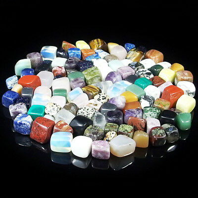 Natural Gemstone Reiki Crystal Healing Tumbled Stones 50G(selling units)