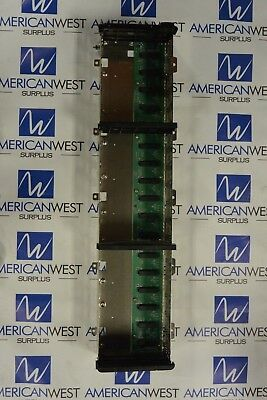 1756-A17/B Allen-Bradley Control Logix Chassis 17 Slot Rack Power Supply DAMAGED