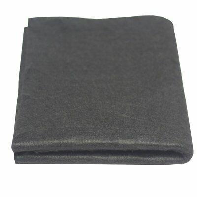 "High Temp 18"" X 24""(WL) x1/8"" Carbon Fiber Welding Blanket Protect Work Area"