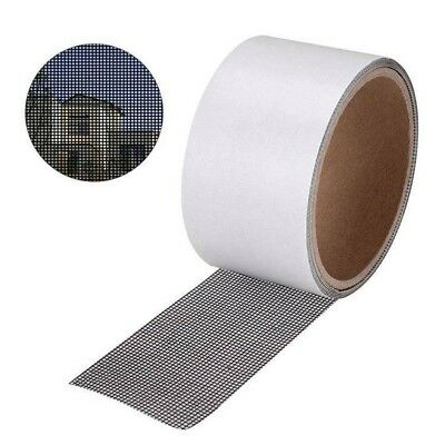 Insects Screen Repair Kit - Anti-mosquito Mesh Sticky Wires Patch 5*200cm
