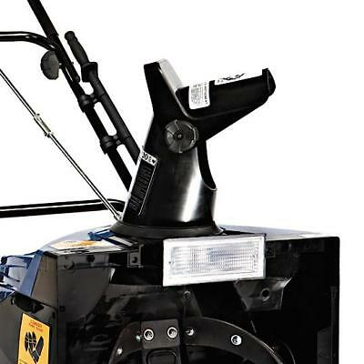 Snow Joe 18-Inch Electric Snow Thrower 15 Amp Motor | Headlights | Refurbished