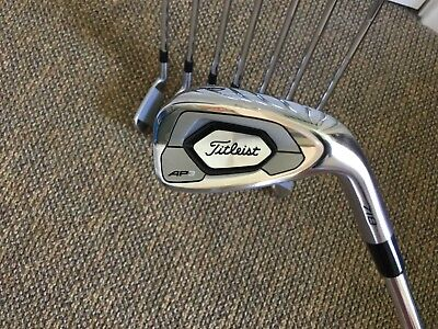 TITLEIST 718 AP3 RH 3-PW KBS Tour 90 Stiff Shafts