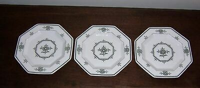 Castleton China Japan Felicity 1776 INDEPENDENCE IRONSTONE Dinner Plate 10.5/""