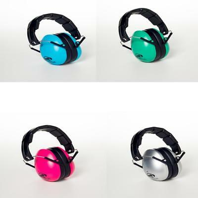 Ems Child Ear Defenders – Silver/green/pink/blue