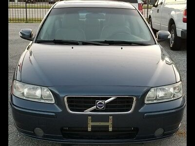 S60 2.5T 2007 Volvo S60 2.5T Automatic 4-Door Sedan