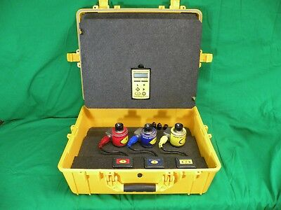 Aircraft Scales Brand Wireless Aircraft Weighing System Complete Kit, 25K Cells