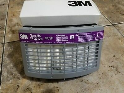 3M Versaflo HE Filter for TR-300 PAPR TR3712N (Single Filter)