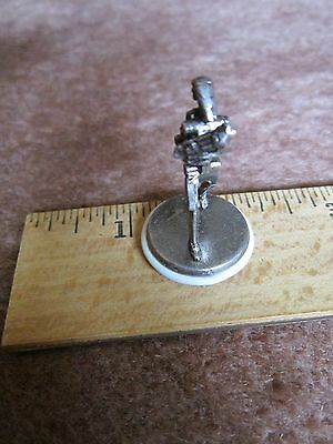 Star Wars Collectible Battle Droid Figure Pewter Monopoly Token Episode 1