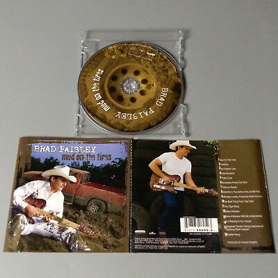 Brad Paisley - Mud On The Tires 2003 USA CD Country #1014