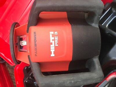 Hilti PRE 3 Contractor Kit Rotating Laser