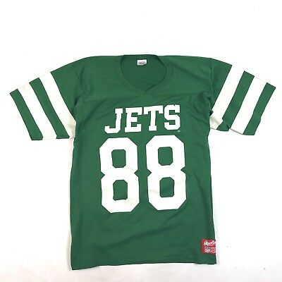 Vintage 90's NFL Rawlings New York Jets #88 Football Jersey