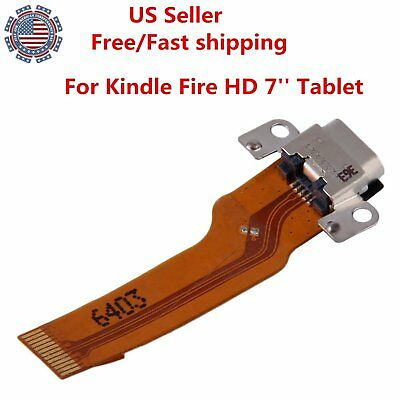 Replacement Charging Charge Port Flex Cable For Kindle Fire HD 7'' Tablet /~